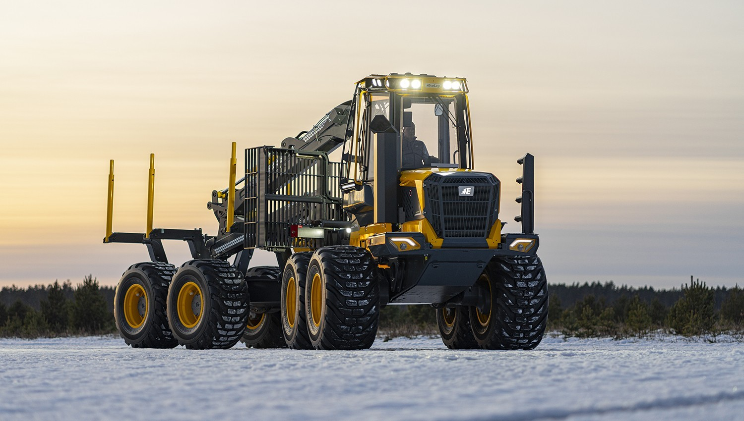 Forwarder 594F